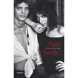ERAMOS UNOS NIÑOS - Patti Smith - Book