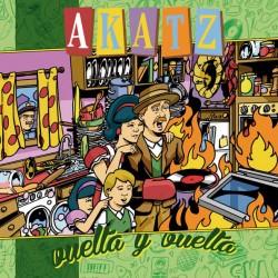 AKATZ -  Vuelta Y Vuelta - CD
