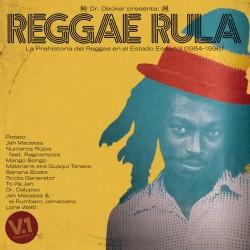 V/A - Reggae Rula: La Prehistoria del Reggae en el Estado Español (1984-1998) - LP