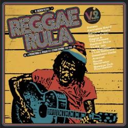 V/A - Reggae Rula Volumen 2: La Prehistoria del Reggae en el Estado Español (1984-1998)- LP