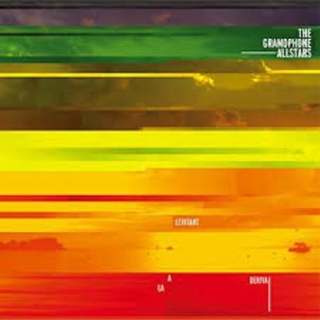 THE GRAMOPHONE ALLSTARS - Levitant A La Deriva - CD