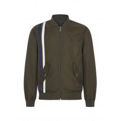 NOLAN Racer Stripe Jacket - DARK KHAKI