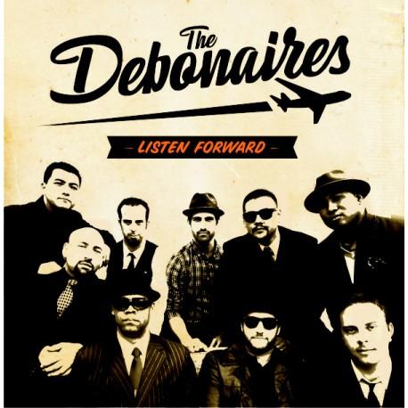 THE DEBONAIRES - Listen Forward - LP+CD