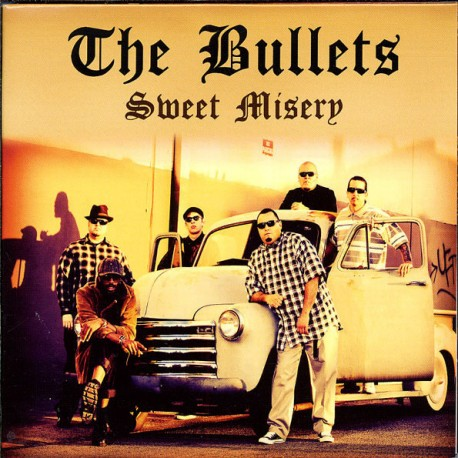 THE BULLETS - Sweet Misery - LP