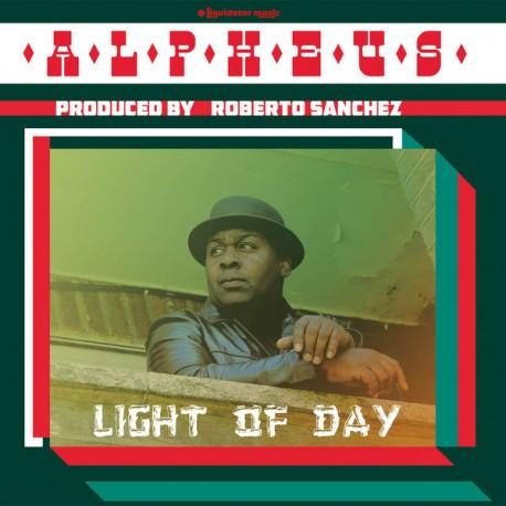 ALPHEUS - Light Of Day - CD