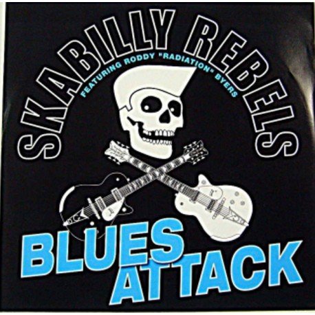 SKABILLY REBELS - Blues Attack - LP