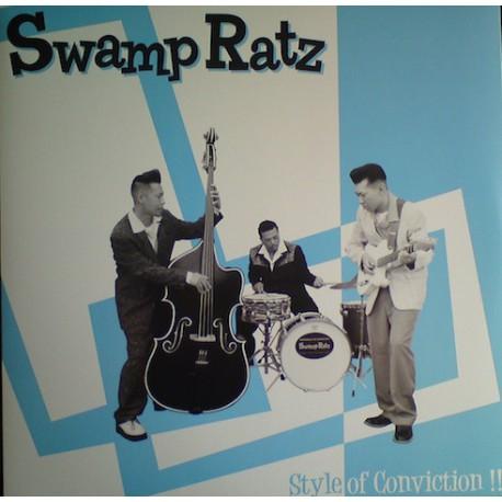 SWAMP RATZ - Style Of Conviction !! - LP