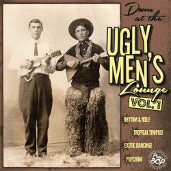 V/A - Ugly Men's Lounge Vol. 1- 10' LP