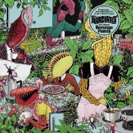 THE IRRADIATES - Revenge Of Plants - LP