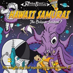 HAWAII SAMURAI - The Octopus Incident ? - 2xLP