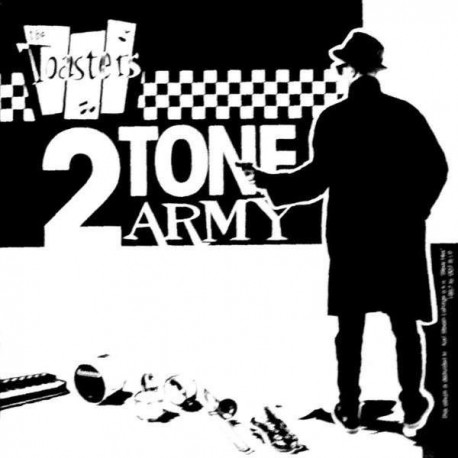 THE TOASTERS - 2Tone Army - LP