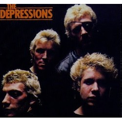 THE DEPRESSIONS - The Depressions - LP