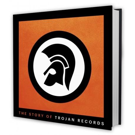 THE STORY OF TROJAN RECORDS - Laurence Cane-Hooneysett - Book
