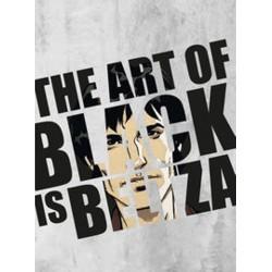 THE ART OF BLACK IS BELTZA - Fermin Muguruza - Book