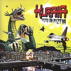 KURAIA - Piztu Da Piztia - LP