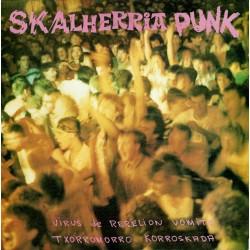"""V/A - """" Skalherria Punk """" - LP + Magazine"""