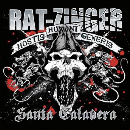 """RAT-ZINGER - """" Santa Calavera """" - LP"""