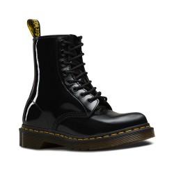 Boot Dr. Martens 1460 W Patent Lamper - BLACK