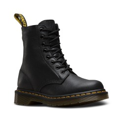 Boot Dr. Martens Pascal 8 Eye Virginia - BLACK