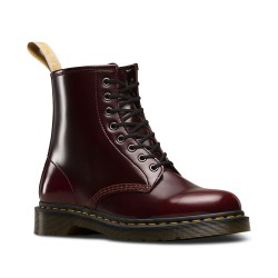 Dr. Martens 1460 Felix Rub Off Vegan Boot - CHERRY RED