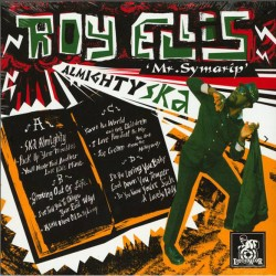 ROY ELLIS - Almighty Ska - CD