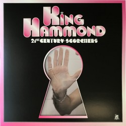 KING HAMMOND - 21st Century Scorchers - LP