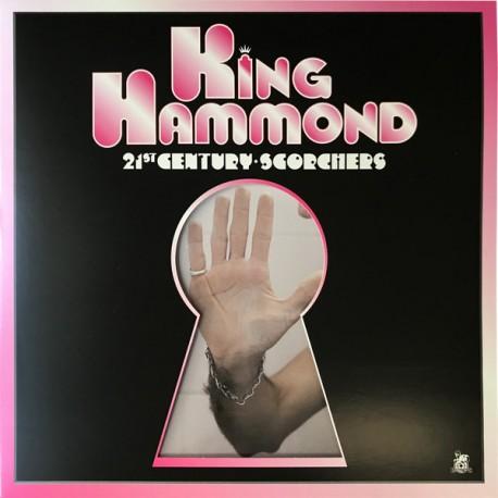 KING HAMMOND - 21st Century Scorchers - LP