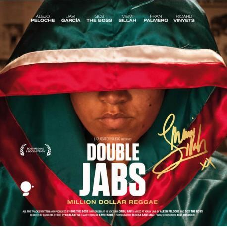DOUBLE JABS - Million Dollar Reggae - LP