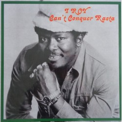 I ROY - Can't Conquer Rasta - LP