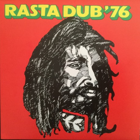 THE AGGROVATORS - Rasta Dub'76 - LP