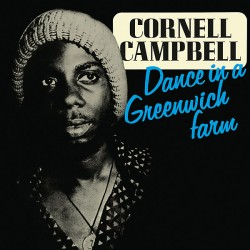 CORNELL CAMPBELL - Dance In A greenwich Farm - LP