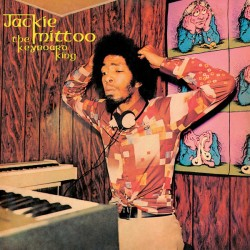 JACKIE MITTOO -The Keyboard King - CD