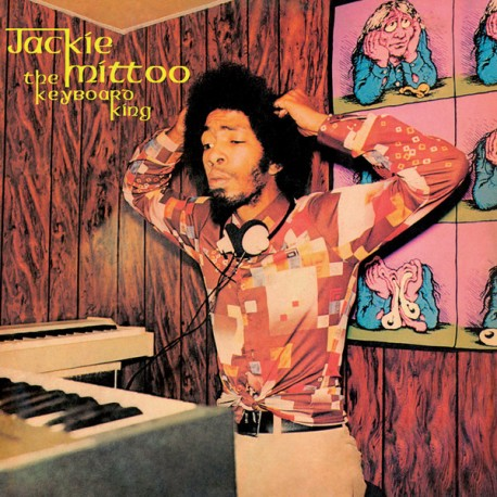 JACKIE MITTOO -The Keyboard King - CD