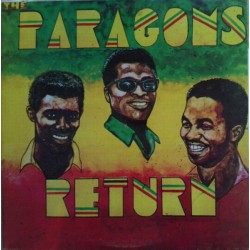 PARAGONS - Return - CD
