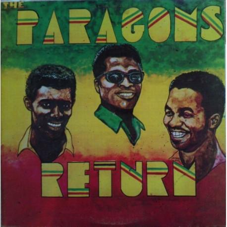 PARAGONS - Return - CD