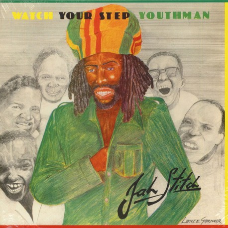 JAH STITCH -Watch Your Step Youth Man - CD