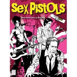 SEX PISTOLS : La Novela Grafica Del Rock - Steve Parkhouse & Jim McCarthy - Book