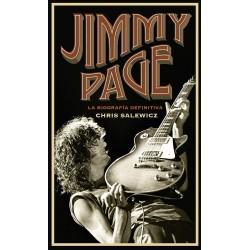 JIMMY PAGE  : La Biografia Definitiva - Chris Salewicz - Book