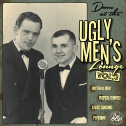 V/A - Down at the Ugly Men's Lounge Vol. 3 - 10' LP