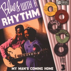 V/A - Blues With A RHYTHM Vol. 3 - 10' LP