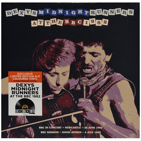 DEXYS MIDNIGHT RUNNERS - At The BBC 1982 - 2xLP