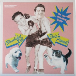 V/A - ELVIS PUMMEL / BLOODSHOT BILL - 10' LP