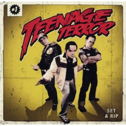 TEENAGE TERROR - Set A Rip - 10' LP