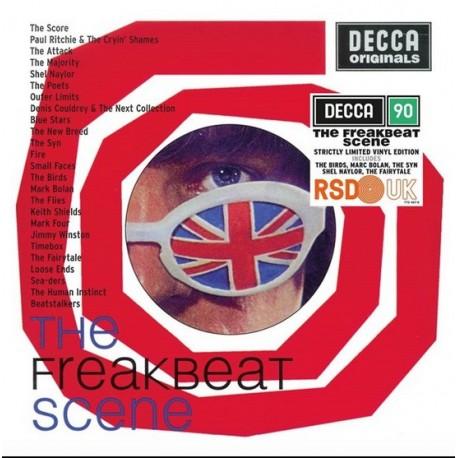 V/A - The Freakbeat Scene - 2xLP