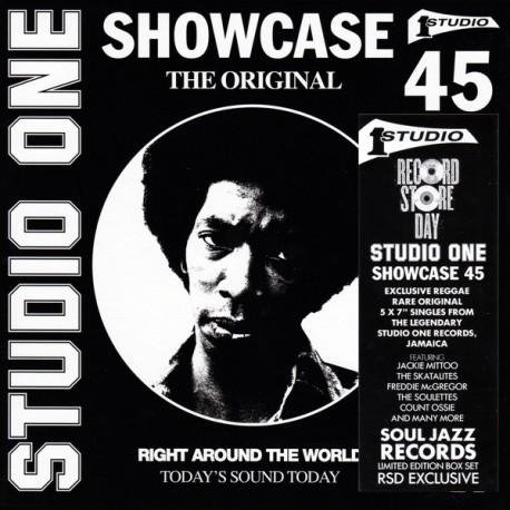 """V/A - Studio One Showcase 45 - 5x7"""""""