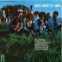 VA - Boy Meets Girl: Classic Stax Duets - 2LP