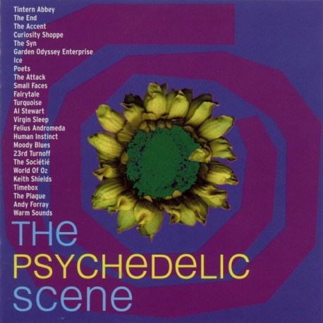 V/A - The Psychedelic Scene - 2LP