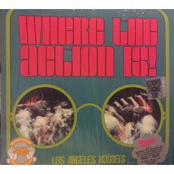 VA - Where The Action Is: Los Angeles Nuggets - 2LP