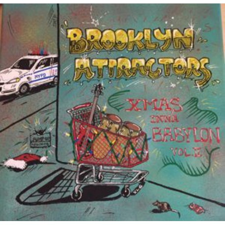 BROOKLYN ATTACTORS -Xmas Inna Babylon Vol.2 - 7