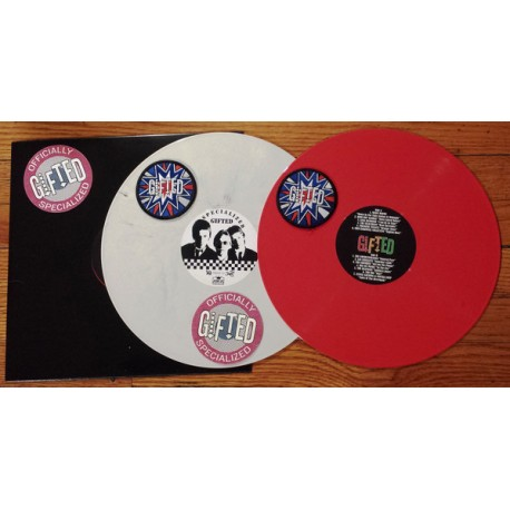 V/A - Gifted : Ska Tribute To The Jam - LP